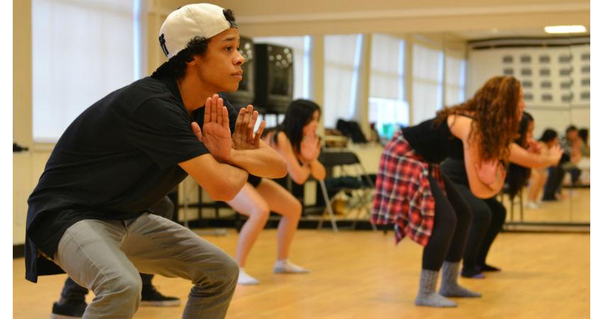 Multiple Genre Dance from Novice to Platform