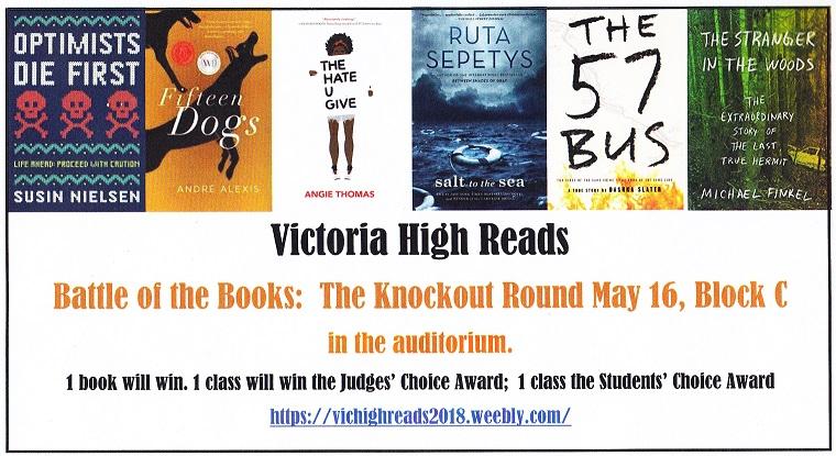 Victoria High Reads
