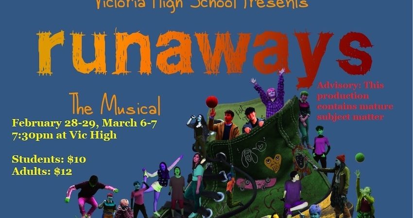 VHS Presents – Runaways: The Musical