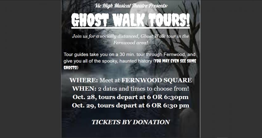 Ghost Walk Tour