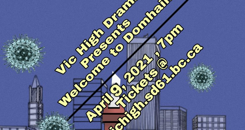 Vic High Drama Presents 'Welcome to Domhain'